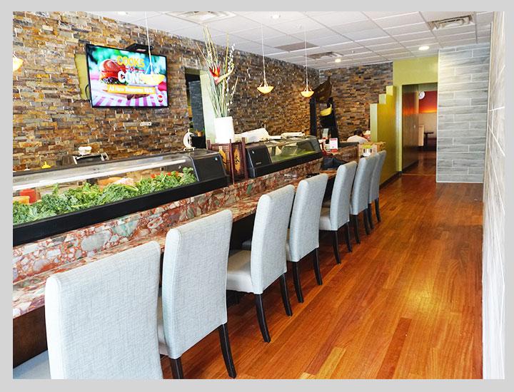 Sei Bar Restaurant Fine Asian Cuisine And Sushi Bar In